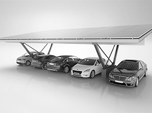 CONPOWER PV Carport